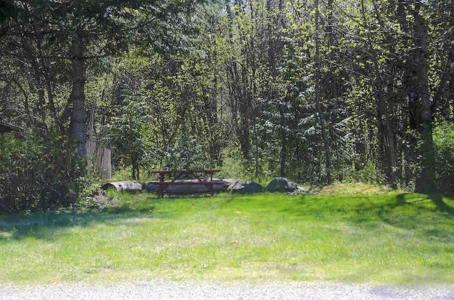 Central Campsites – Coyote's Den – Site 15